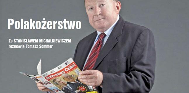 Stanisław Michalkiewicz Fot. NCz!