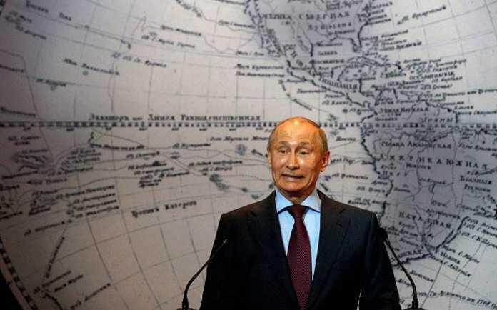 Włodzimierz Putin. Foto: PAP