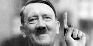 Adolf Hitler fot. youtube