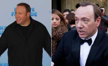 James Spacey House of Cards