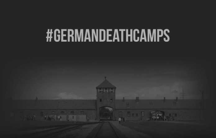 #GermanDeathCamps