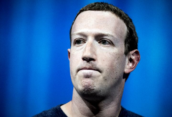 Mark Zuckerberg. Foto: PAP/EPA