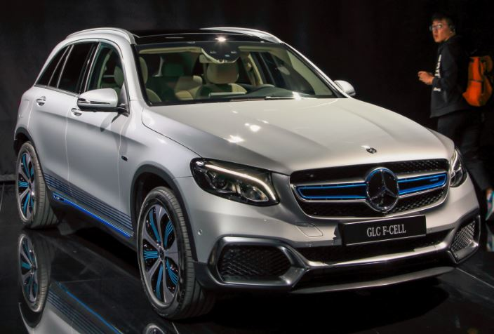 Mercedes GLC. Fot. wikipedia