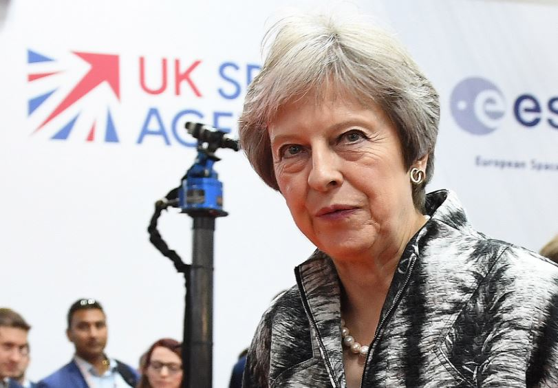 Theresa May. Foto: PAP/EPA