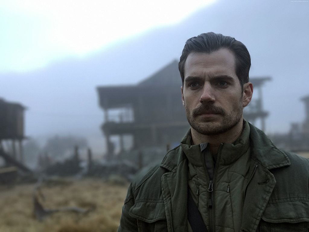 """Henry Cavill w filmie """"Mission: Impossible – Fallout"""""""