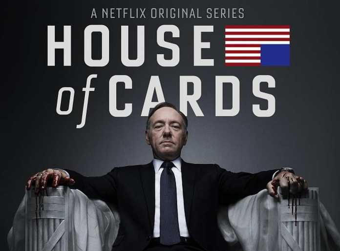 House of Cards. / Źródło: Netflix