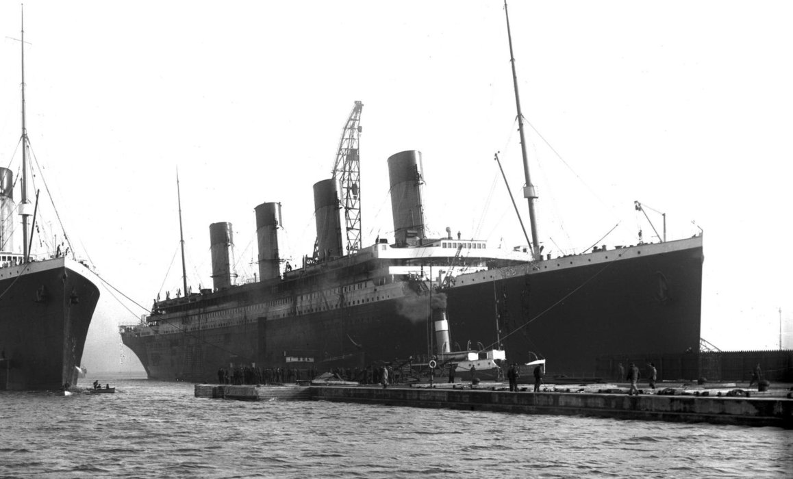 Titanic/fot. Robert John Welch/Wikimedia Commons