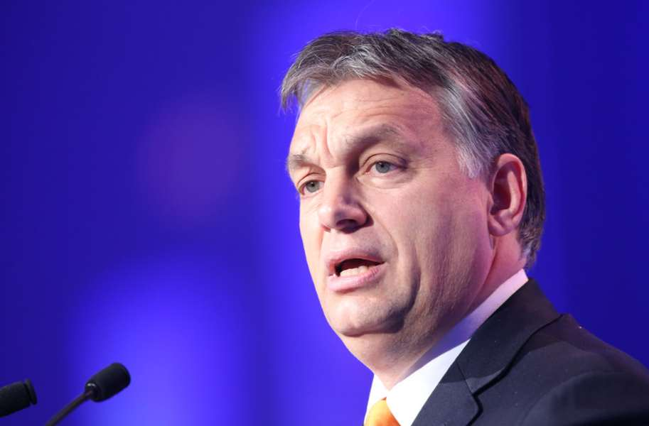 Viktor Orban. / fot. flickr