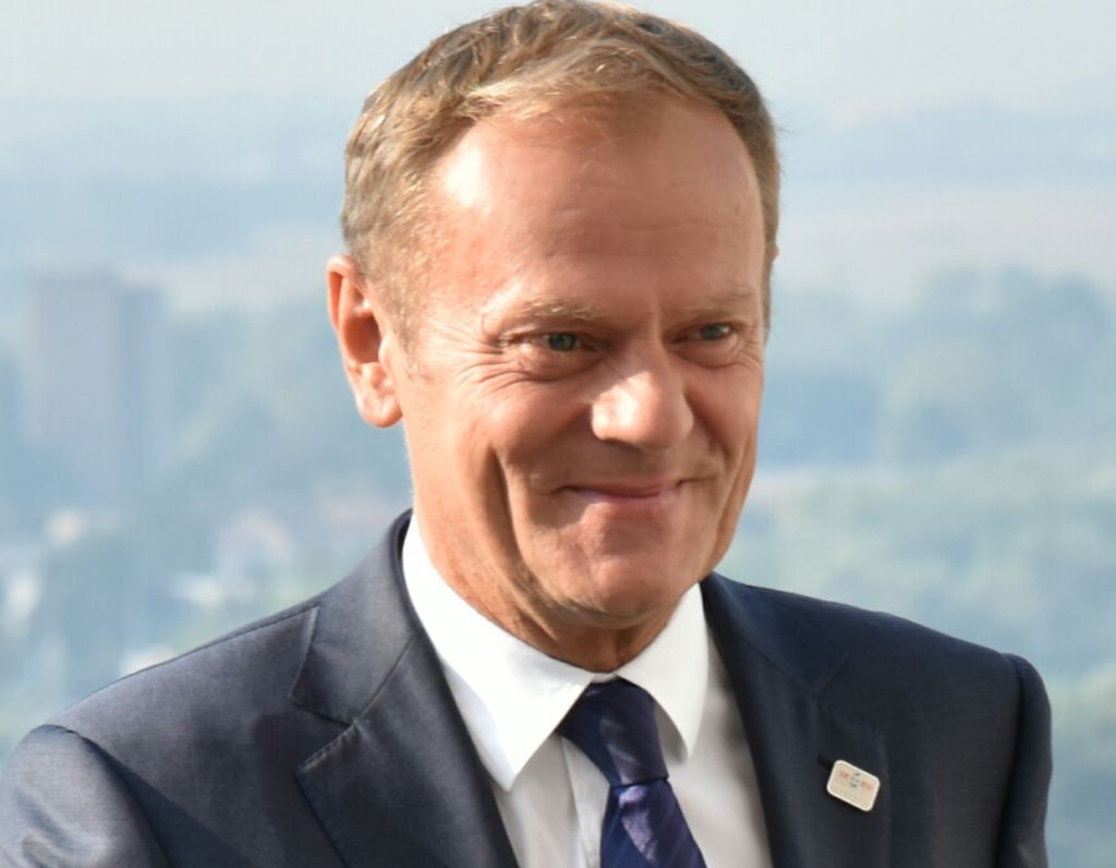 Donald Tusk/fot. Wikimedia Commons