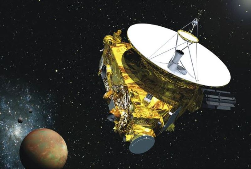 sonda New Horizons fot. NASA