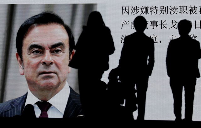 Carl Ghosn, Renault. Foto: PAP