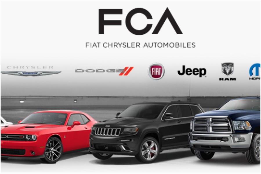 Fiat Chrysler Automobiles. Foto: Facebook