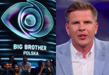 Filip Chajzer - Big Brother. Foto: YouTube: TVN