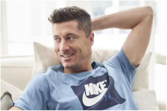 Robert Lewandowski. / foto: Instagram