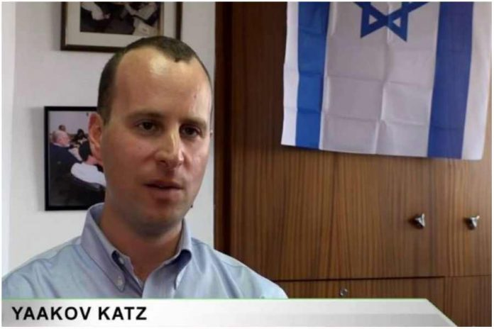 Yaakov Katz. / foto: YouTube