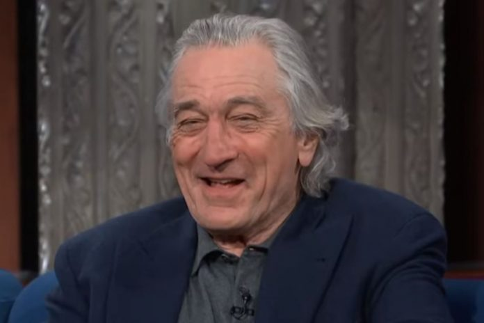 Robert De Niro. Foto: print screen youtube