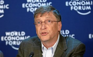Bill Gates. / Źródło: Wikipedia CC By 2.0