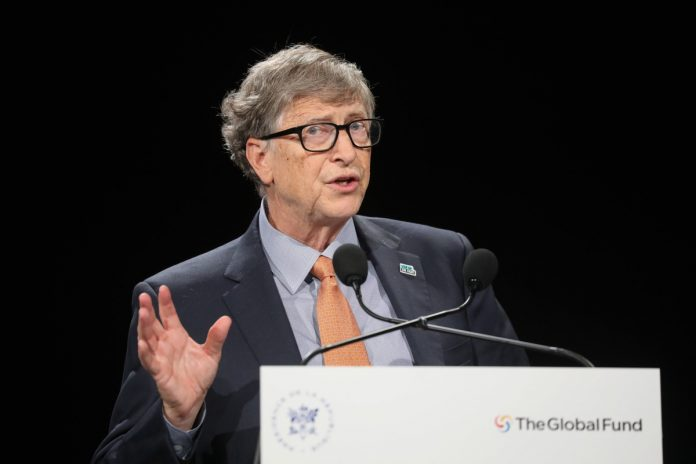 Bill Gates. Foto: PAP