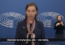 Sylwia Spurek/Fot. screen YouTube