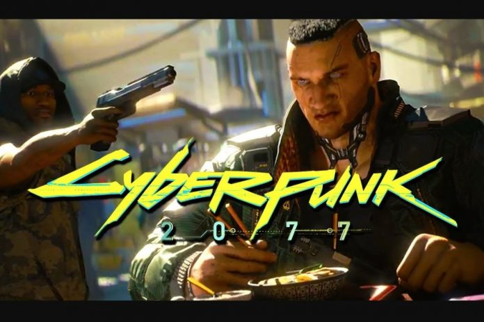 Cyberpunk 2077. Foto: YouTube
