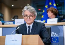 Thierry Breton/Fot. CC-BY-4.0, European Union 2019 – Źródło: EP