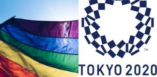 Flaga LGBT// Igrzyska Olimpijskie Tokio 2020 fot. Flickr/Wikimedia Commons