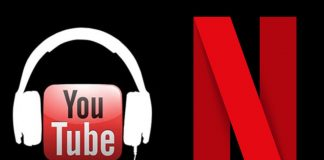 YouTube, Netflix Źródło: YouTube, Netflix