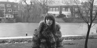 Françoise Hardy in Amsterdam, 16 December 1969. Photograph by Joost Evers Źródło: Wikimedia License: Creative Commons CC0 1.0 Universal Public Domain Dedication